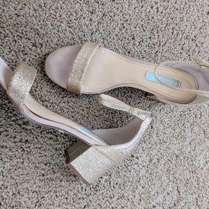 Betsey Johnson Miri Dress Sandals
